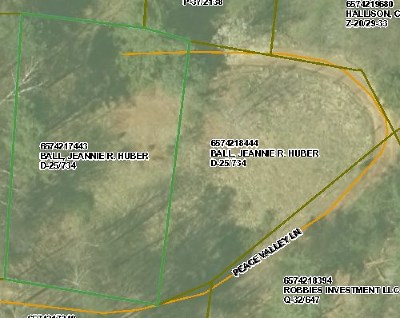 Franklin, Otto Residential Lots & Land For Sale: 00 Peace Valley Lane
