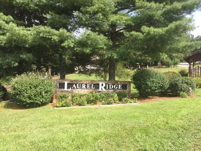 Franklin, Otto Residential Lots & Land For Sale: N/A Lot 29 Laurel Drive/Laurel Ridge
