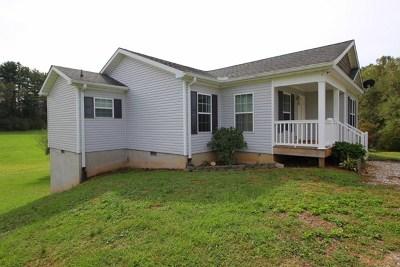 Franklin Single Family Home For Sale: 28 Ledford Fields Rd.
