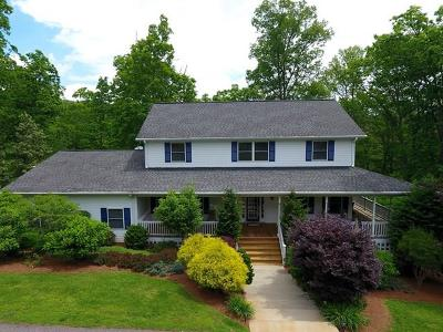 Franklin Single Family Home For Sale: 764 Brookwood Drive