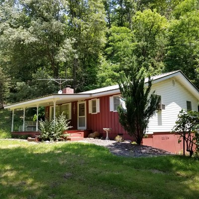 Franklin NC Single Family Home For Sale: $139,000