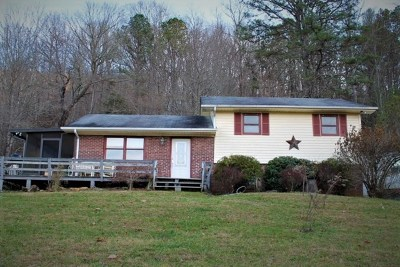 Franklin Single Family Home For Sale: 37 Jones Creek Acres Drive