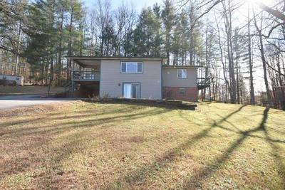 Franklin NC Single Family Home For Sale: $149,900