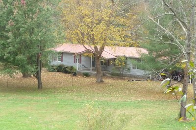 Single Family Home For Sale: 1171 Snow Hill Rd.