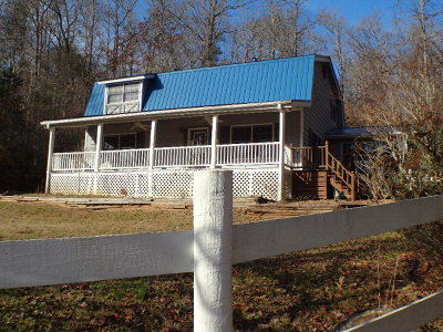 Franklin Single Family Home For Sale: 123 Cowee Woods Dr