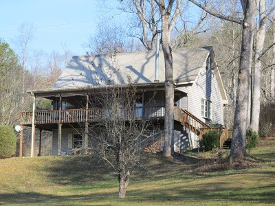Macon County Single Family Home For Sale: 40 Wood Song Lane