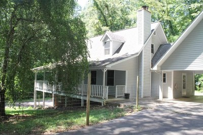 Franklin NC Single Family Home For Sale: $250,000