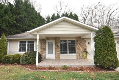 Franklin Single Family Home For Sale: 100 Carriage Court