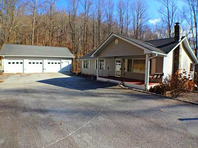 Macon County Single Family Home For Sale: 64 Harrison Gap Road