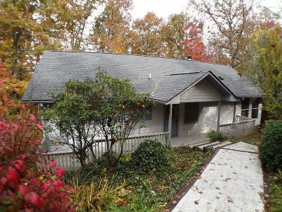 Franklin Single Family Home For Sale: 584 Battle Branch Vistas Dr.