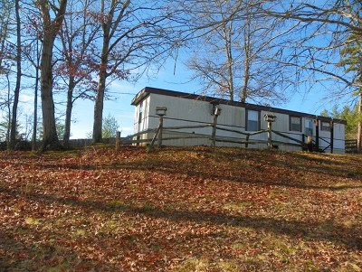 Macon County Single Family Home For Sale: 120 Brendle Road