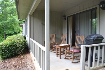 Franklin Rental For Rent: 6 Mountain View Villas, Mill Creek
