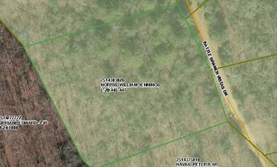 Residential Lots & Land For Sale: 00 Battle Branch Vista Road