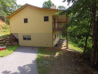 Franklin Single Family Home For Sale: 682 Coon Creek Rd