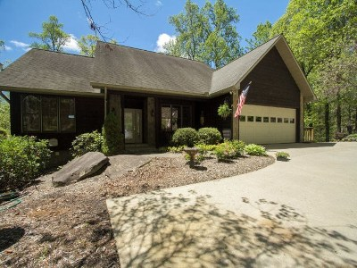 Bryson City Single Family Home For Sale: 99 Lakewood Drive