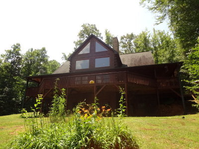 Single Family Home For Sale: 129 Mac's Mountain Retreat