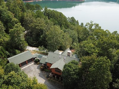 Bryson City Single Family Home For Sale: 16 Rain Song Point