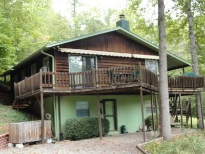 Franklin Single Family Home For Sale: 1961 Corbin Rd