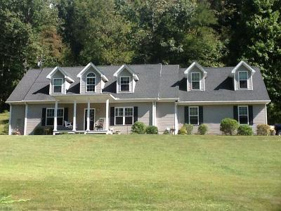 Jackson County Single Family Home For Sale: 9 Cabbage Patch Rd