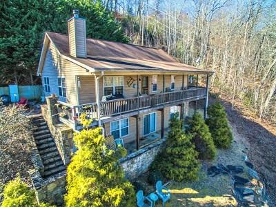 Trimont Mountain Estates, Trimont Mtn Estates, Trimont Mtn. Estates Single Family Home For Sale: 411 Woodland Heights