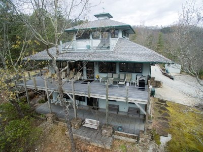 Single Family Home For Sale: 500 Whippoorwill Hill
