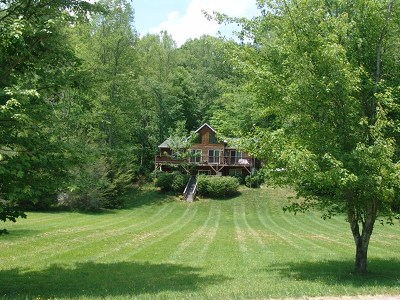 Single Family Home For Sale: 38 Watauga Creek Trail