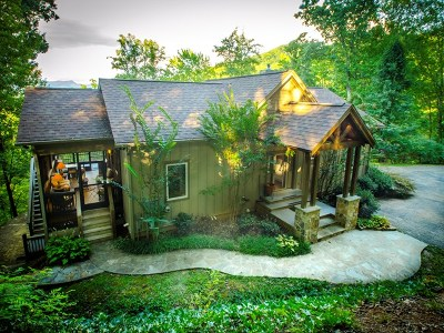Single Family Home For Sale: 1102 Gibson Road