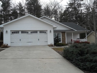 Single Family Home For Sale: 202 West Coventry Drive