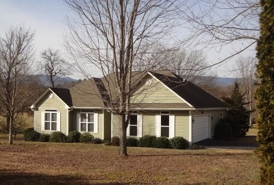 Single Family Home Sold: 1745 Hickory Knoll Road