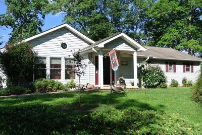 Franklin Single Family Home For Sale: 315 Ridgetop Road