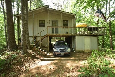 Jackson County Single Family Home For Sale: 344 Tranquil Ridge