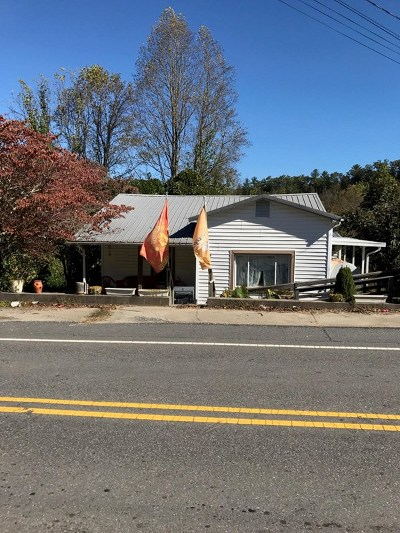 Single Family Home For Sale: 854 Snowbird Road