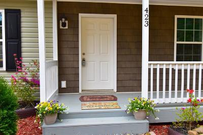 Jackson County Single Family Home For Sale: 423 Crocus Lane