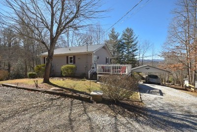 Franklin Single Family Home For Sale: 338 Wooten Road