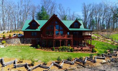 Jackson County Single Family Home For Sale: 231* Hare Hollow
