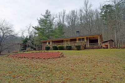 Macon County Single Family Home For Sale: 1795 Mashburn Branch Rd