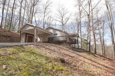 Franklin Single Family Home For Sale: 1344 Fulcher Road