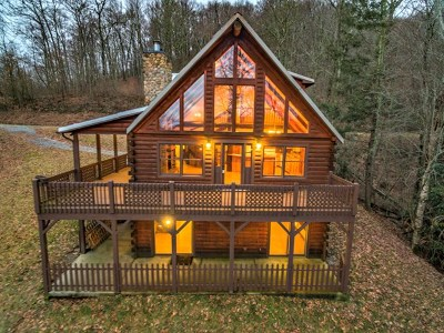Single Family Home For Sale: 347 Old Buck Lane