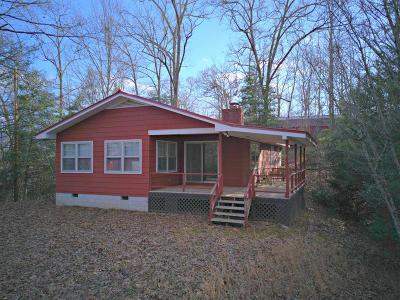 Jackson County Single Family Home For Sale: 394 Varners Ridge Rd.