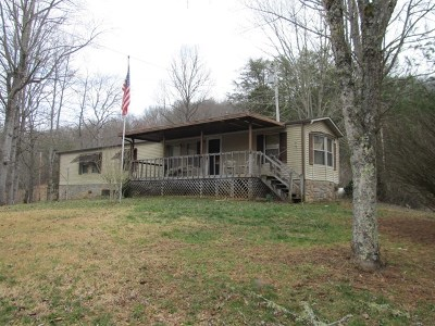 Macon County Single Family Home For Sale: 24 Jones Creek Rd.