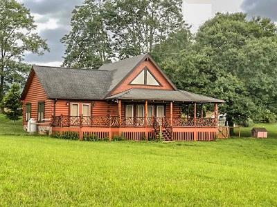 Franklin Single Family Home For Sale: 102 Pitts Road