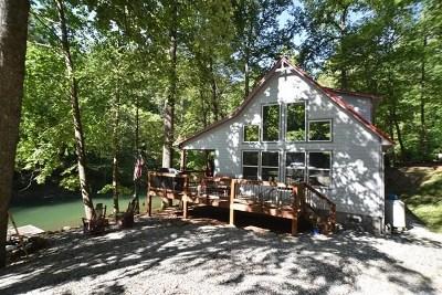 Single Family Home For Sale: 160 Fontana Woods