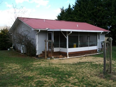 Franklin NC Single Family Home For Sale: $99,900