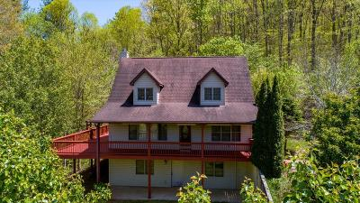 Single Family Home For Sale: 132 Three Wolf Rd