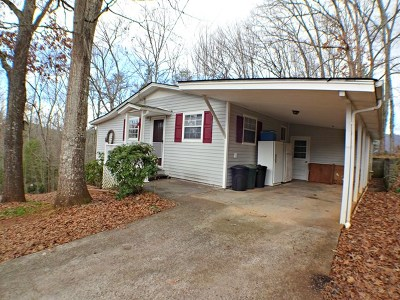 Franklin Single Family Home For Sale: 46 Carvil Road