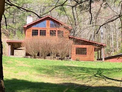Single Family Home For Sale: 793 Lower Tuskeegee Rd