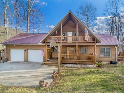 Single Family Home For Sale: 515 Lukes Still Road