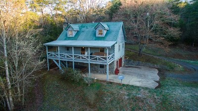Jackson County Single Family Home For Sale: 206 Mica Ridge