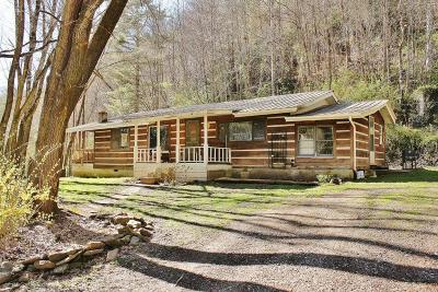 Single Family Home For Sale: 285 Silvermine Branch Rd