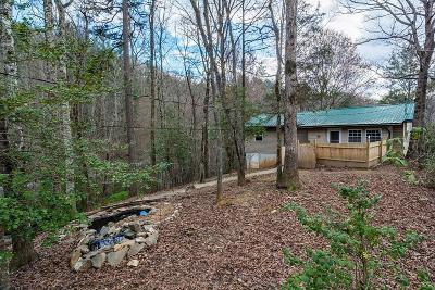 Jackson County Single Family Home For Sale: 680 Jess Nations Road